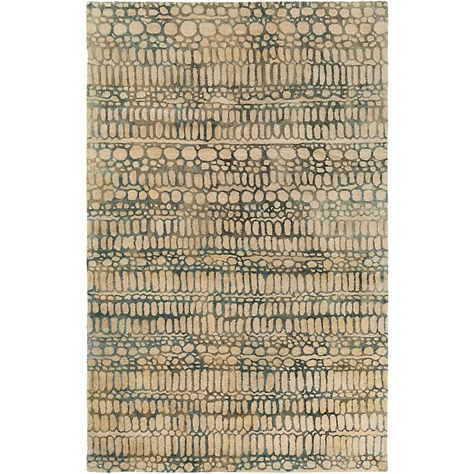Alternate image 1 for Surya Natural Affinity Pebbles 8' x 10' Area Rug in Butter