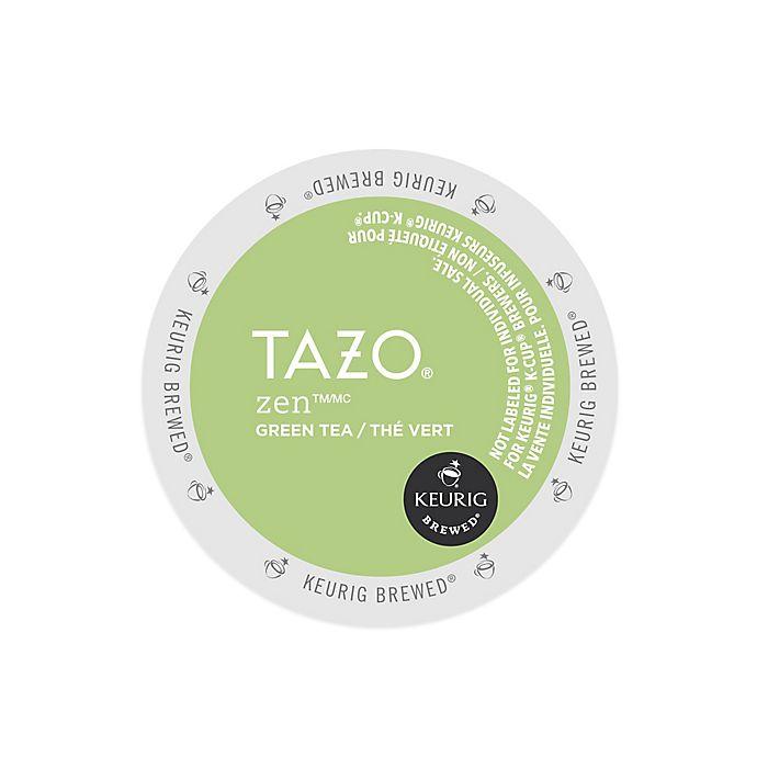 Alternate image 1 for Keurig® K-Cup® Pack 16-Count Starbucks® Tazo® Zen™ Green Tea
