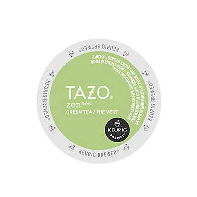 Keurig® K-Cup® Pack 16-Count Starbucks® Tazo® Zen™ Green Tea