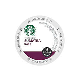 Starbucks® Sumatra Dark Roast Coffee Keurig® K-Cup® Pods 16-Count