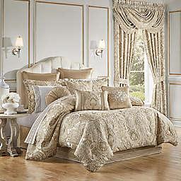 J. Queen New York™ Sandstone 4-Piece Reversible Queen Comforter Set in Beige