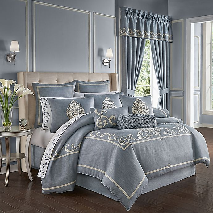 Alternate image 1 for J. Queen New York™ Aurora Bedding Collection
