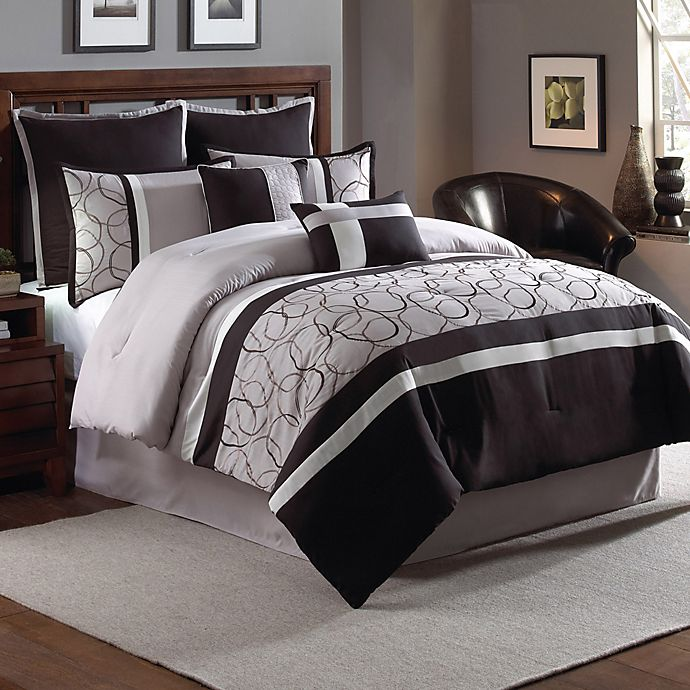 Bed Bath And Beyond Canada: Blakely 8-Piece Decorative Bedding Set