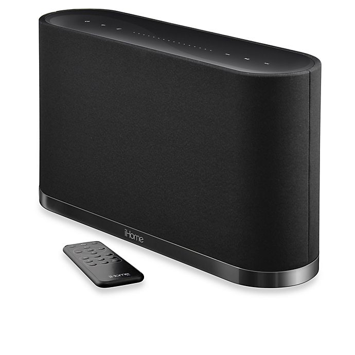 Airplay Wireless Stereo Speaker System | Bed Bath & Beyond