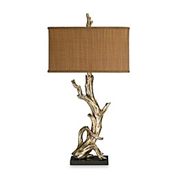 Dimond Lighting Rustic Driftwood Table Lamp