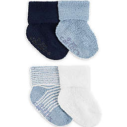 carter's® 2-Pack Chenille Sock Booties