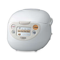 Zojirushi 5-1/2 Cup Micom Rice Warmer & Cooker in White