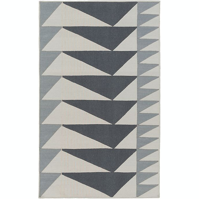 Alternate image 1 for Surya Renata 8' x 10' Area Rug in Charcoal/Light Grey