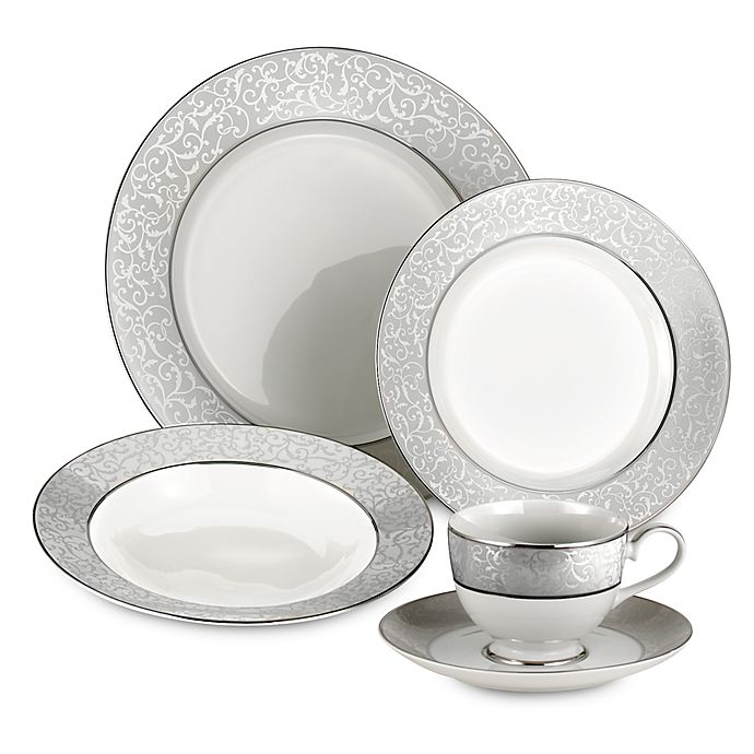 Alternate image 1 for Mikasa® Parchment Dinnerware Collection