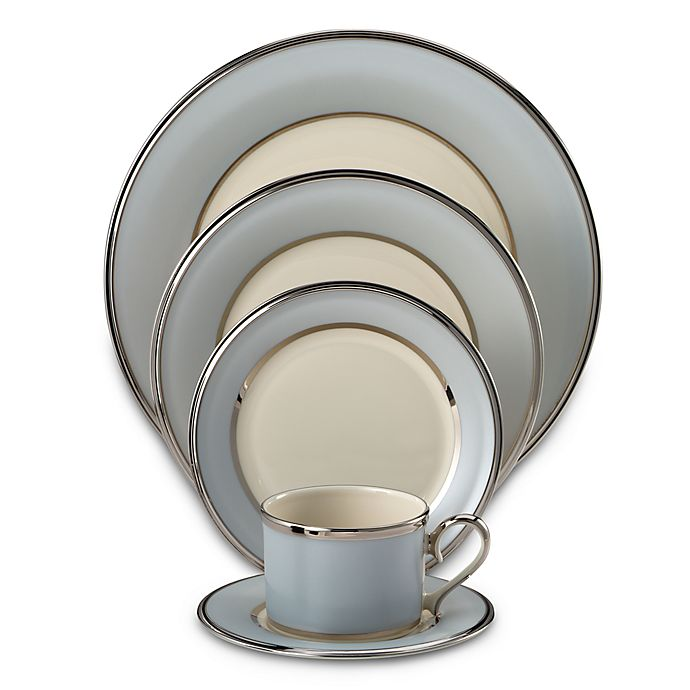 Alternate image 1 for Lenox® Blue Frost Dinnerware Collection