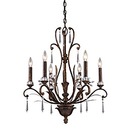 ELK Lighting Emilion 6-Light Chandelier