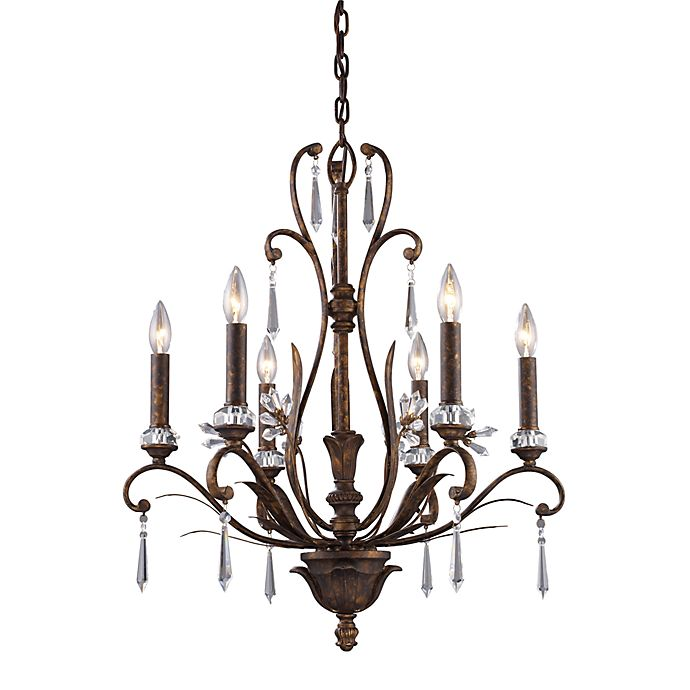 Elk Lighting Online: ELK Lighting Emilion 6-Light Chandelier