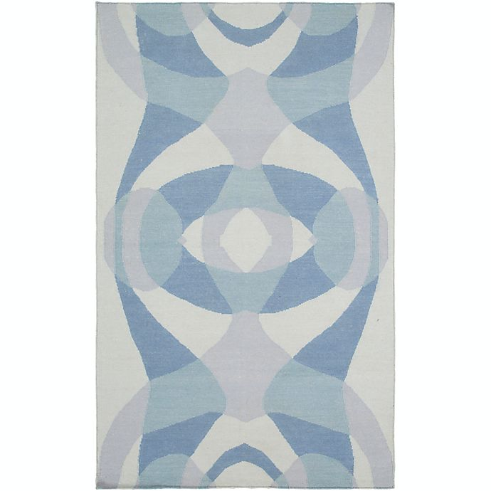 Alternate image 1 for Surya Taurus One Modern 5' x 7'6 Hand-Woven Area Rug in Silver