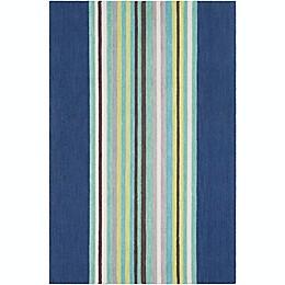 Surya Technicolor Striped Rug
