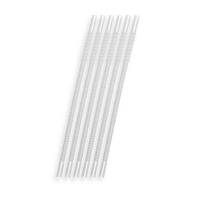 Tervis® 11-Inch Clear Straws (Set of 6)