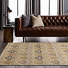 Alternate image 4 for Surya Cambridge Medallion Hand Knotted Rug