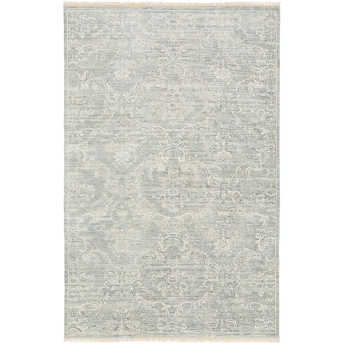 Alternate image 1 for Surya Cumberland 9' x 13' Hand-Knotted Area Rug in Grey