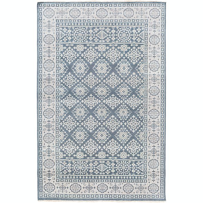 Alternate image 1 for Surya Cappadocia Vintage-Inspired 3'6 x 5'6 Area Rug in Navy/Grey