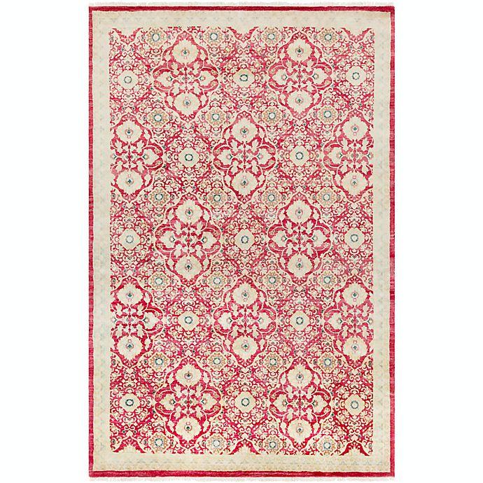 Alternate image 1 for Surya Empress Classic 9' x 13' Area Rug in Dark Red/ Khaki