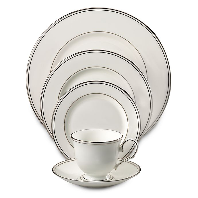 Alternate image 1 for Lenox® Federal Platinum™ Dinnerware Collection