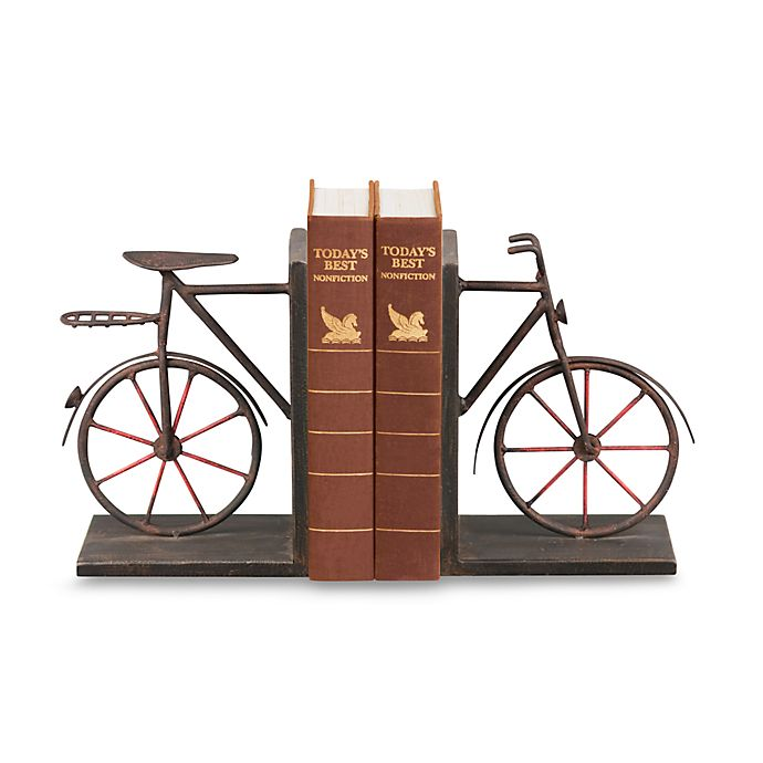 Alternate image 1 for Sterling Home Vintage Bicycle Bookends