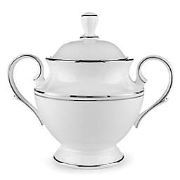 Lenox® Federal Platinum™ Covered Sugar Bowl