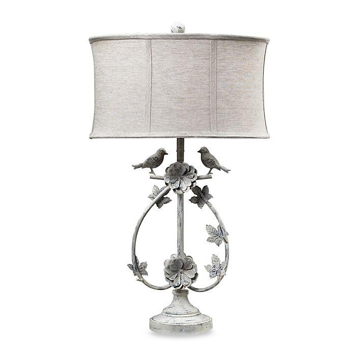 Alternate image 1 for Dimond Lighting Two Birds Iron Table Lamp