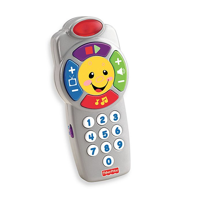 Alternate image 1 for Fisher-Price® Laugh & Learn™ Click N' Learn Remote