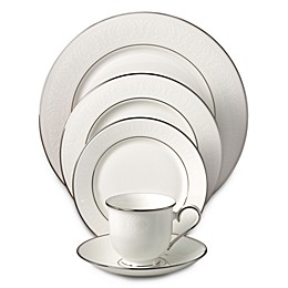 Lenox® Hannah Platinum® Dinnerware Collection