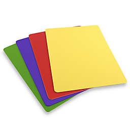 Dexas® Heavy Duty 8-Inch x 11-Inch Grippmat® Cutting Boards (Set of 4)
