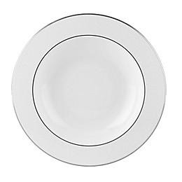 Lenox® Hannah Platinum® Rim Soup Bowl