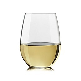 Libbey® Exquisite Stemless White Wine Glasses (Set of 4)