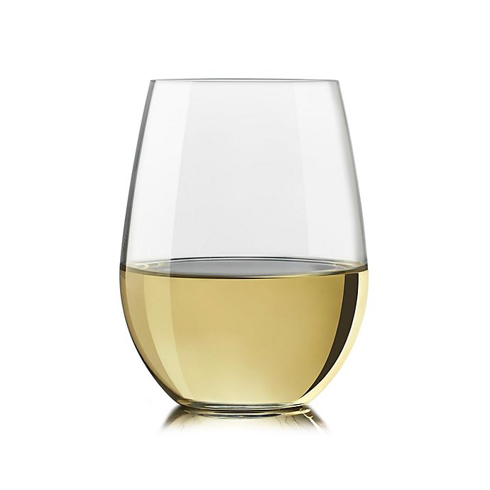 Alternate image 1 for Libbey® Exquisite Stemless White Wine Glasses (Set of 4)
