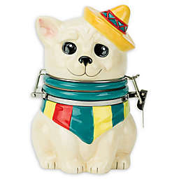 Boston Warehouse® Chihuahua Hinged Jar Serveware