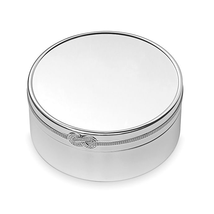 Alternate image 1 for Vera Wang Wedgwood® Vera Infinity Keepsake Box