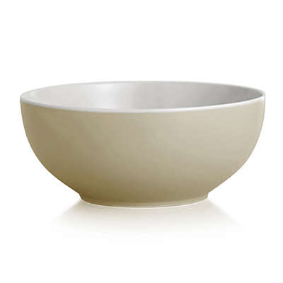 Nambe POP Deep Serving Bowl in Sand