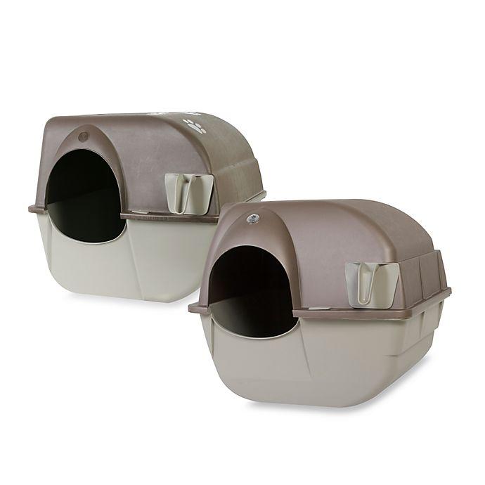 Alternate image 1 for Omega Paw Roll' N Clean™ Litter Box