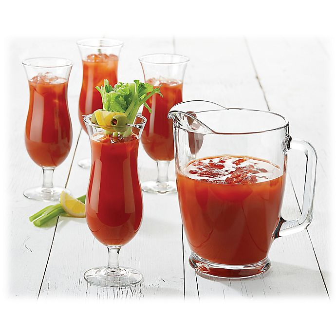 Alternate image 1 for Libbey® 5-Piece Bloody Mary Set