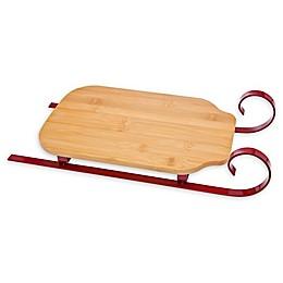 Godinger Sleigh Cheese Board