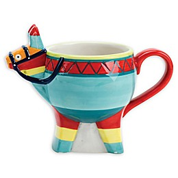 Boston Warehouse® Painted Mule 16 oz. Coffee Mug