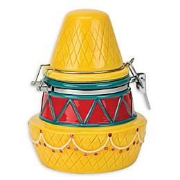 Boston Warehouse® Sombrero Hinged Jar Serveware