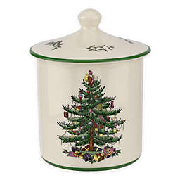 Spode® Christmas Tree Canister