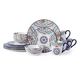 Pfaltzgraff Reg Delano 16 Piece Dinnerware Set