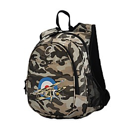 O3 Kids All-in-One Backpack with Cooler in Camouflage Plane
