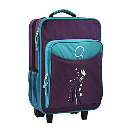 O3 Kids Luggage with Integrated Cooler in Butterfly