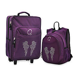O3 Kids Backpack and Luggage Set in Wings