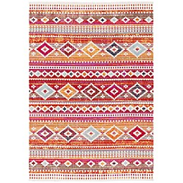 Safavieh Montage Casey Indoor/Outdoor Rug in Red
