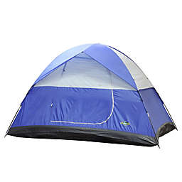 Stansport® Teton 3-Season Dome Tent in Blue/Grey