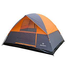 Stansport® Everest 3-Season Tent in Orange/Grey