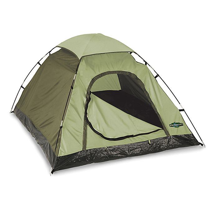 fc6ec5c34c Stansport® Buddy Hunter Dome 2-Person Tent in Olive | Bed Bath & Beyond